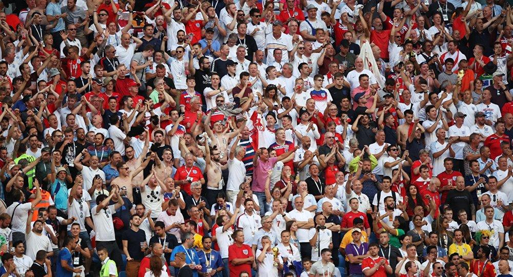 World Cup: England vs Sweden quarterfinals match