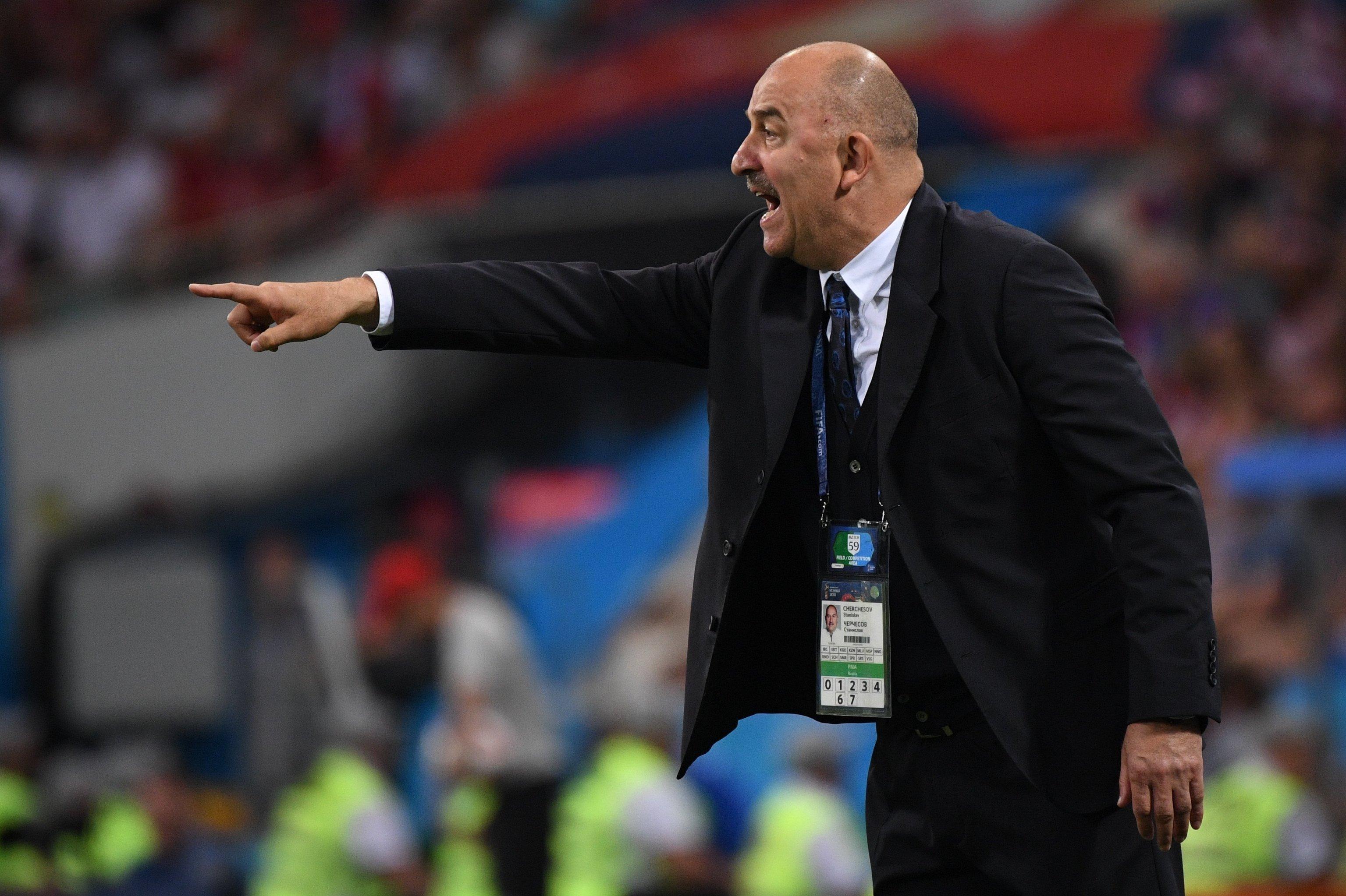FIFA World Cup 2018 Quarterfinals, Russia - Croatia