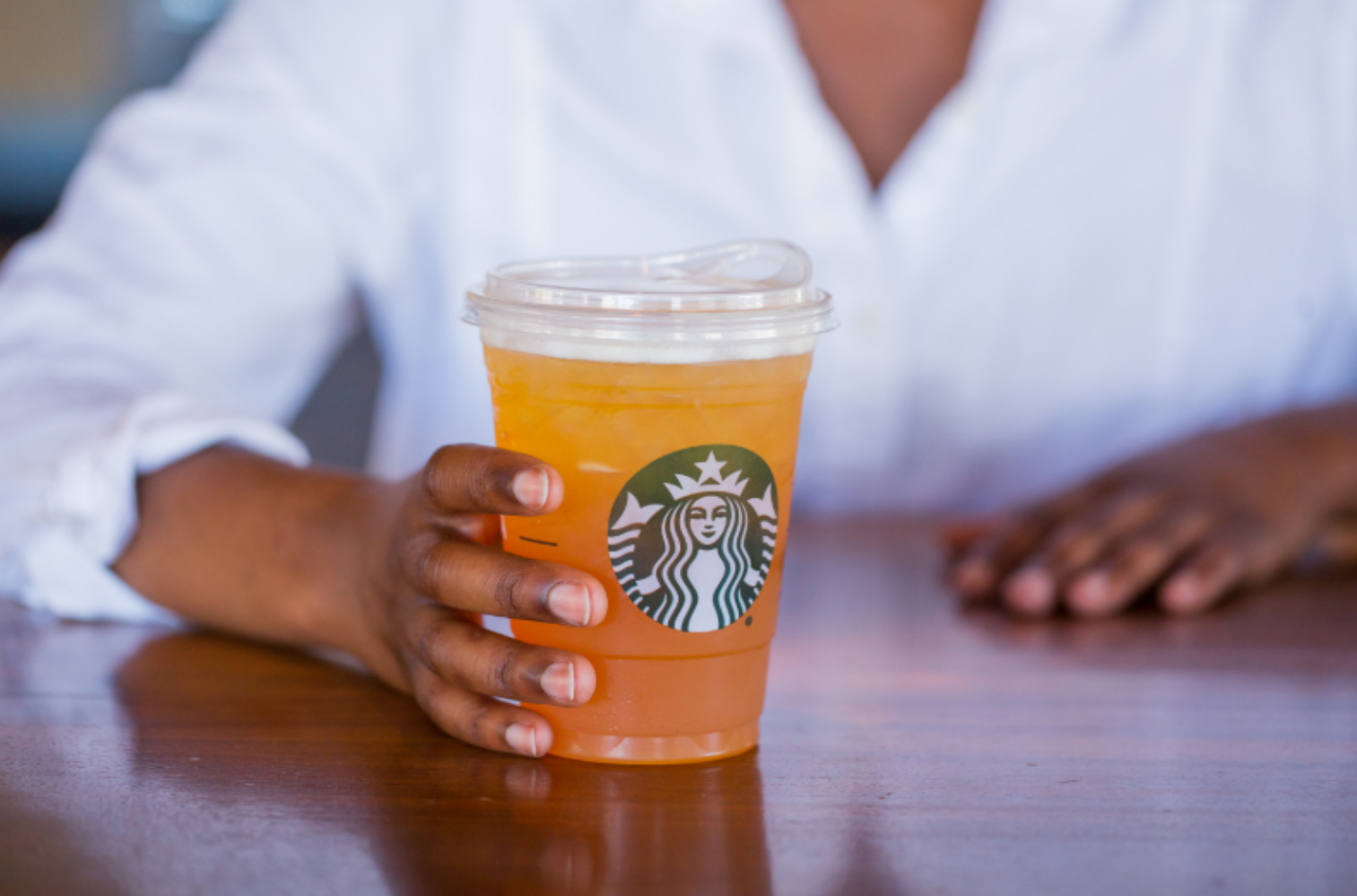 Starbucks unveils new strawless lids to reduce plastic pollution of the environment