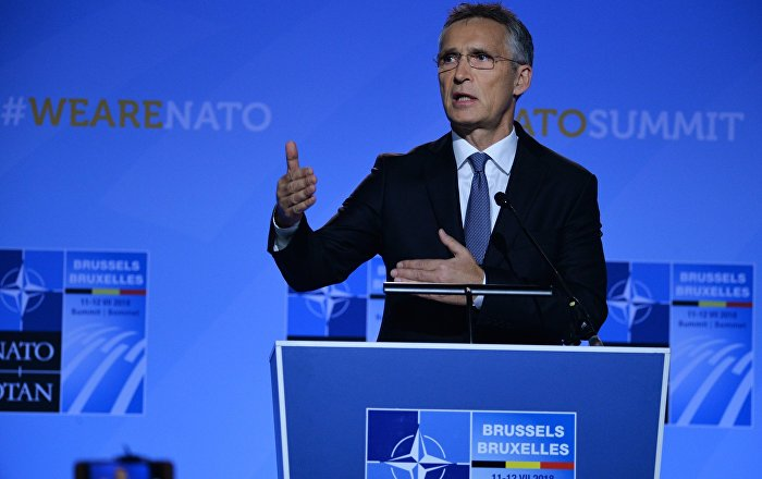 Stoltenberg Promises 'Credible & Effective' Response by NATO if Russia Leaves INF Treaty