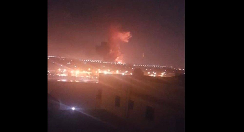 Cairo Blast
