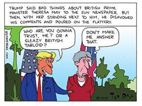 Trumping Theresa
