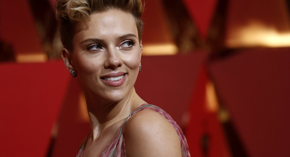 89th Academy Awards - Oscars Red Carpet Arrivals - Hollywood, California, U.S. - 26/02/17 - Scarlett Johansson