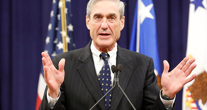 Exdirector del FBI, Robert Mueller