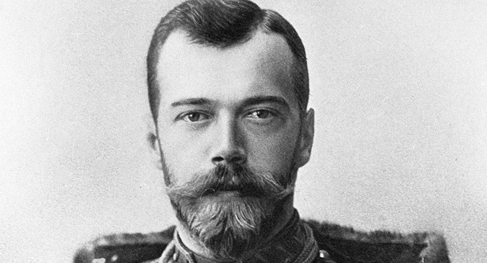 Государь Император Николай Александрович