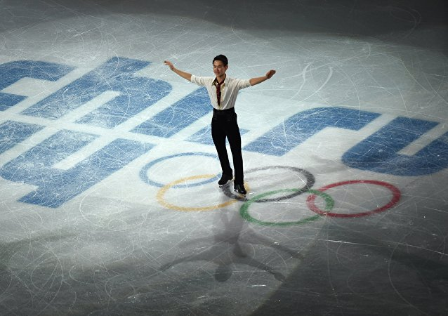 Winter Olympic Games 2014, Figure Skating, Denis Ten