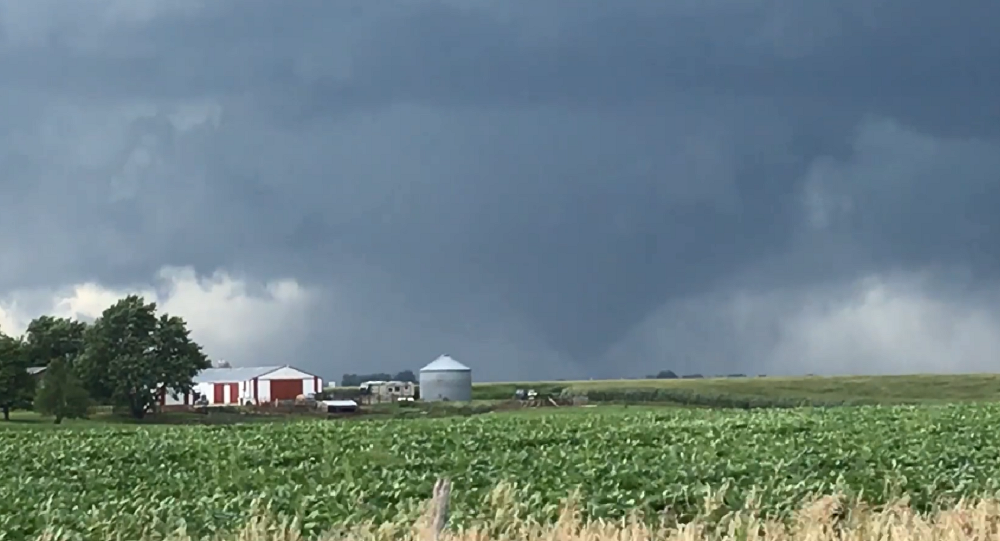 Tornados wreak havoc across central Iowa.