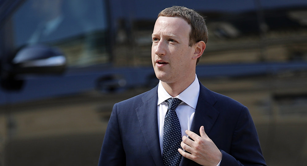 Facebook's CEO Mark Zuckerberg, arrives to meet France's President Emmanuel Macron after the Tech for Good Summit at the Elysee Palace in Paris, Wednesday, 23 May 2018. French President Emmanuel Macron seeks to persuade Zuckerberg and other internet giants to discuss tax and data protection issues at a Paris meeting set to focus on how they could use their global influence for the public good