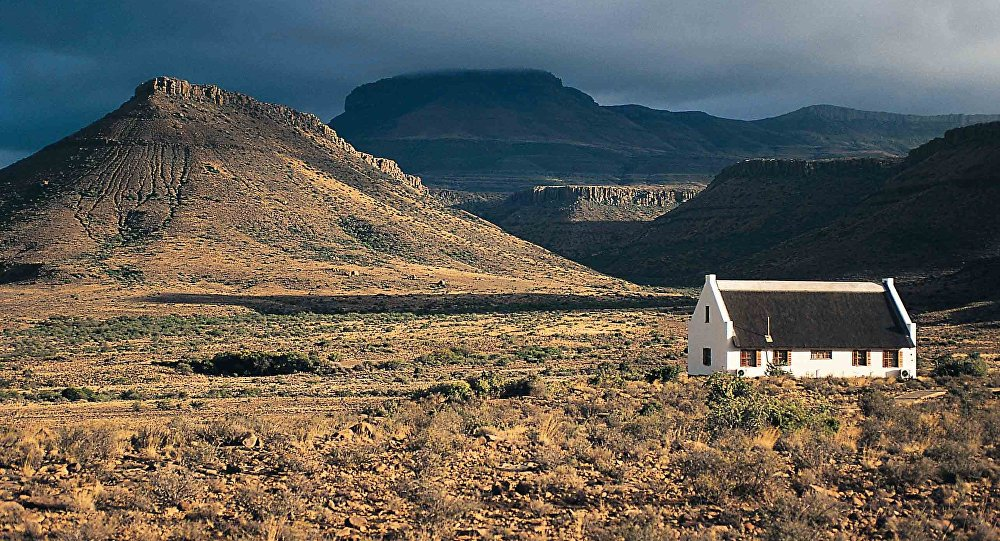 Farmhouse, Free State - South Africa