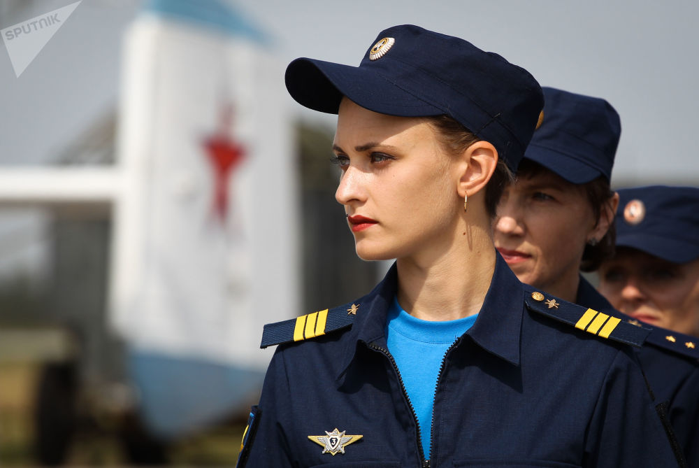 Flying High: Day-to-Day Life of Russia's Air Forces