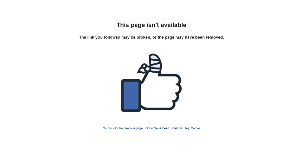 The Power To Curate Our Reality Facebook Censors Telesur