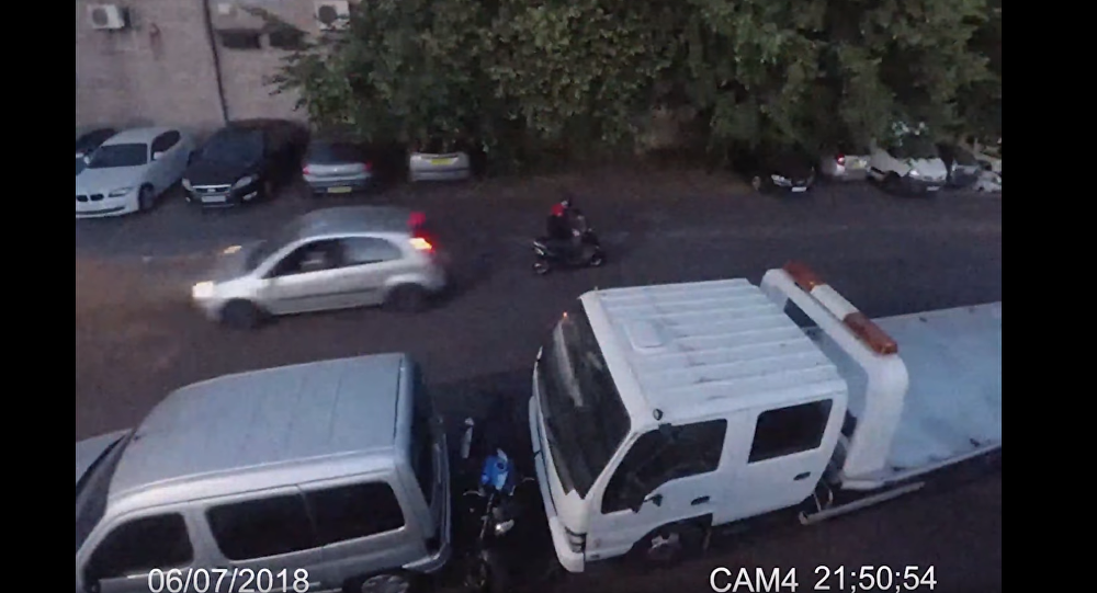 Revenge in Reverse: UK Man Thwarts Attempted Motorbike Theft