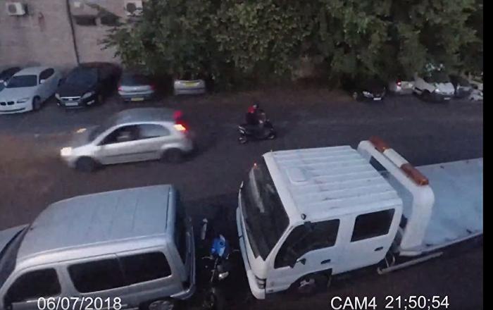Revenge in Reverse: UK Man Thwarts Attempted Motorbike Theft