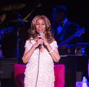 Aretha Franklin performs in concert at The Mann Center for the Performing Arts on Saturday, Aug. 26, 2017, in Philadelphia.
