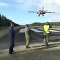 Plane lands on a highway during military drills in Russia. 2018
