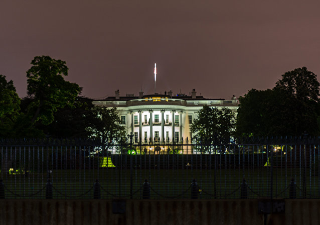 White House in Washington, DC,