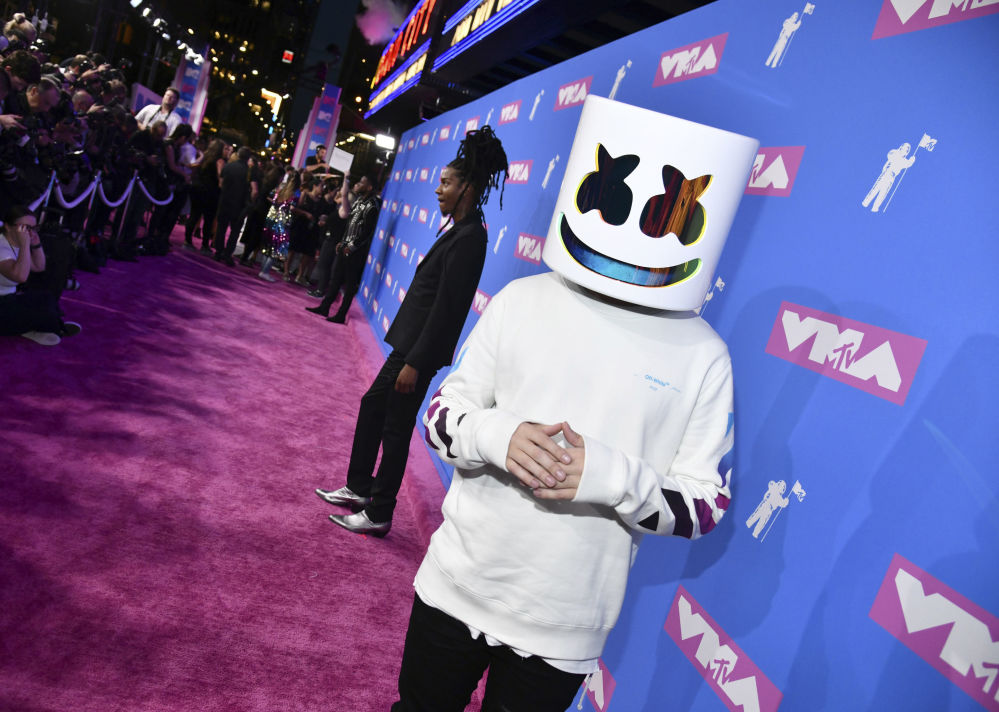 Shock and Awe: Eye-Catching Moments of the 2018 MTV Video Music Awards