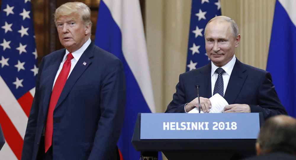 Putin Enjoys Greater International Trust Than Trump - Survey