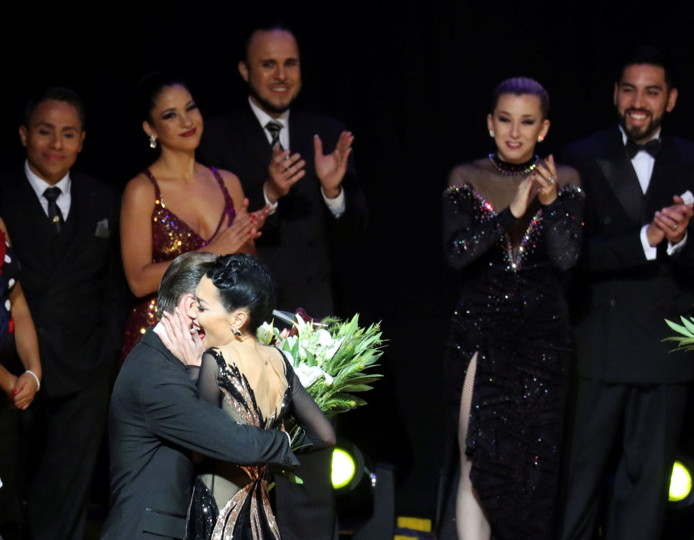 Tango World Championship: Russian Duo Grabs First Prize in Stage Category