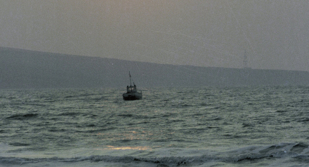 Vessel in Azov Sea (Archive)
