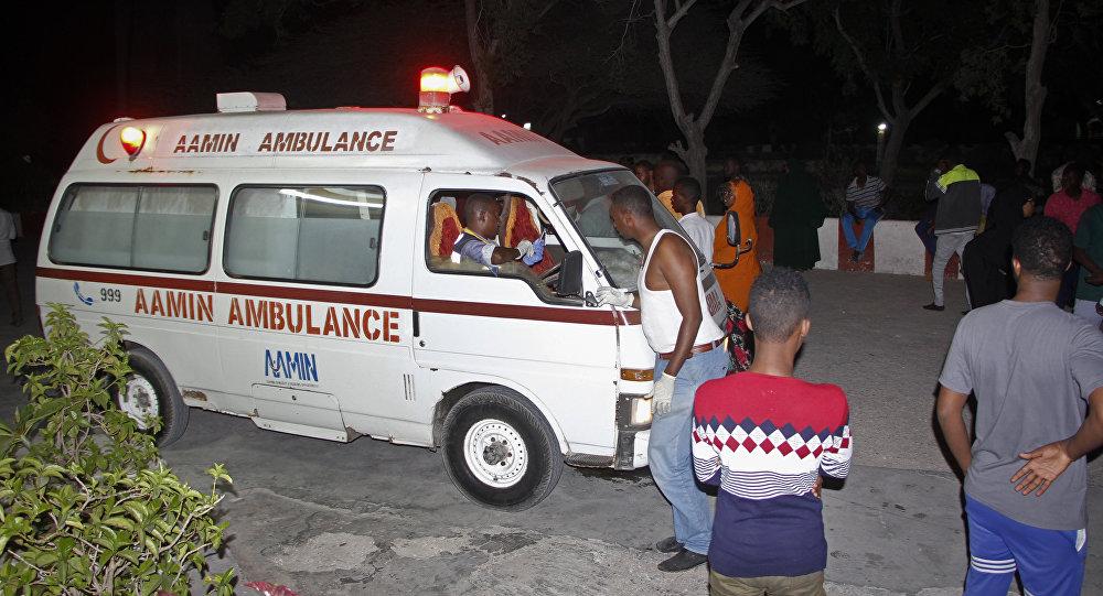 Casualties Feared After Blast Near Presidential Palace in Mogadishu, Somalia - Photos, Videos