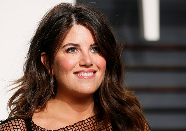 89th Academy Awards - Oscars Vanity Fair Party - Beverly Hills, California, U.S. - February 26, 2017 - TV personality Monica Lewinsky