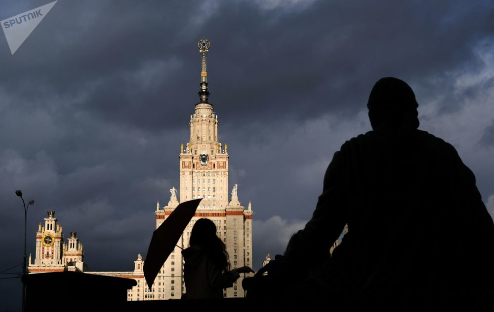 Seven Sisters: Moscow's Wonderful Stalinist Skyscrapers