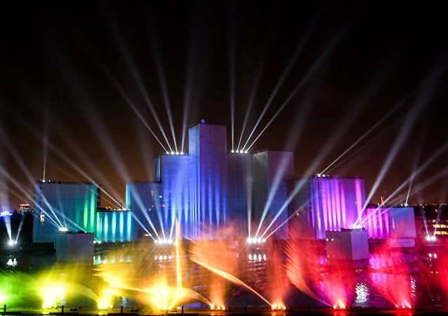 International Festival 'Circle of Light' in Moscow