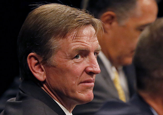 Rep. Paul Gosar, R-Ariz