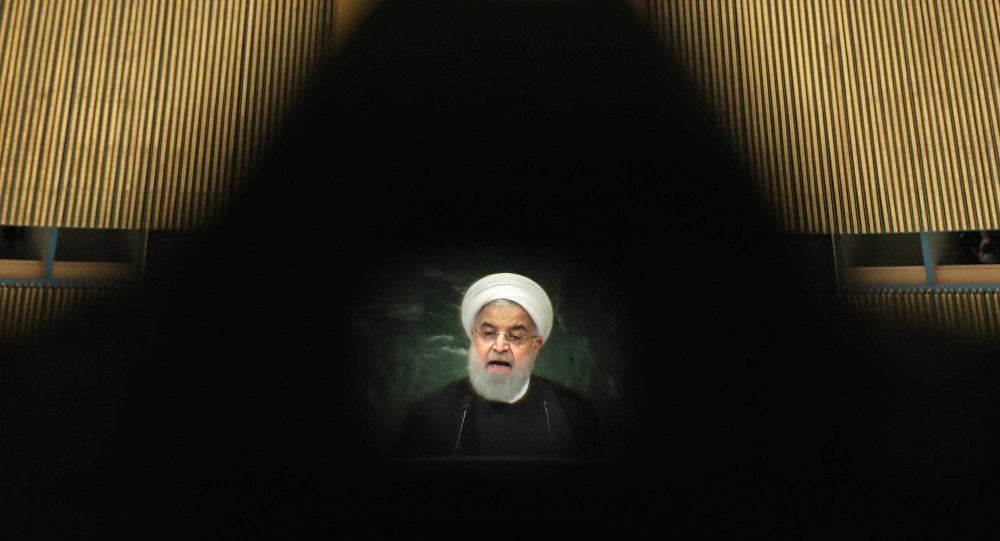 Iranian President Accuses US of Pressuring Other States to Violate Nuclear Deal