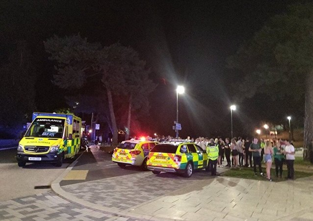 Ambulance and police were in attendance in the area after a suspected tear gas attack occured in the nightclub Cameo in Bournemouth in the early hours of Saturday, 29 Sept.