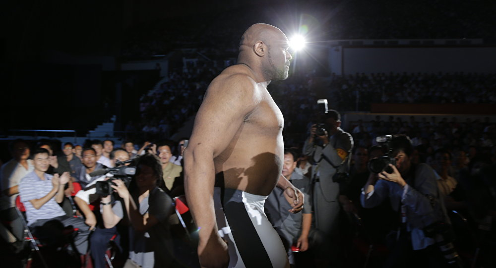 Bob The Beast Sapp (File)