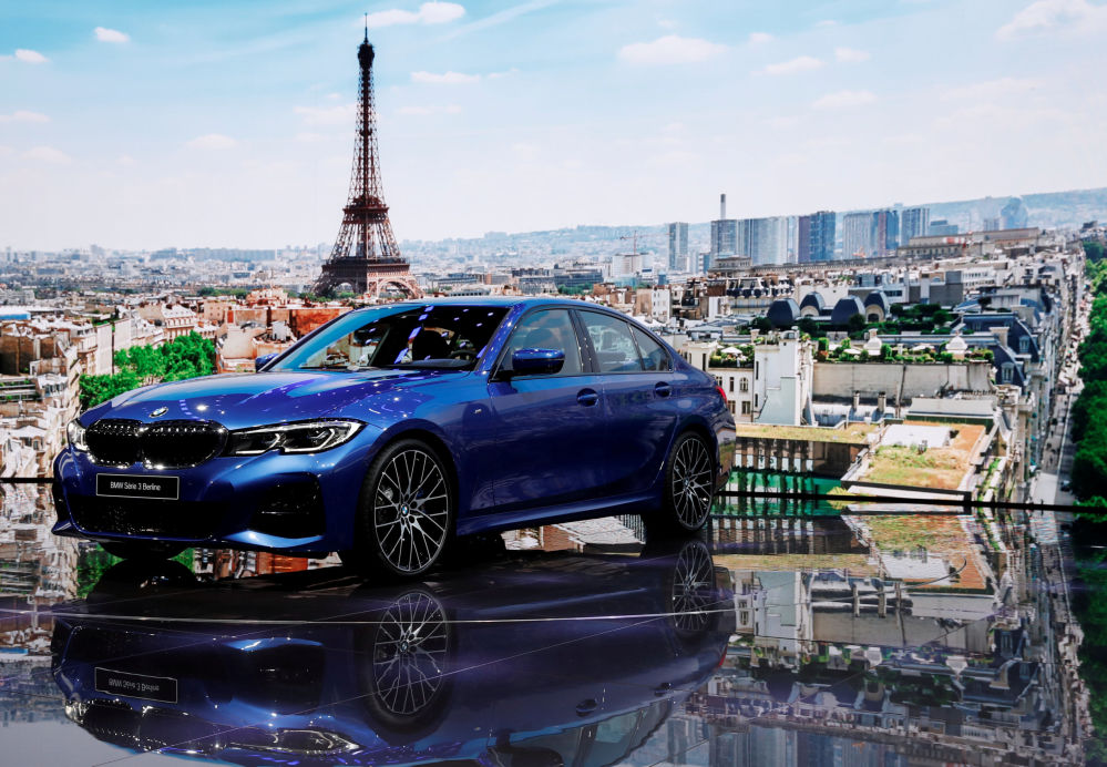 Fast and Furious: Latest Cars Presented at 2018 Paris Motor Show