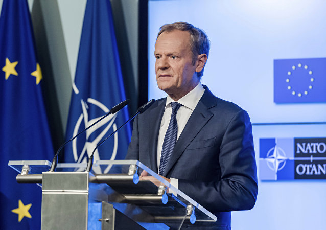 European Council President Donald Tusk. File photo