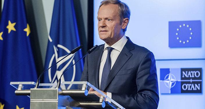 European Council President Donald Tusk. File photo