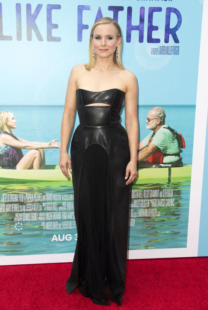 US Actress Kristen Bell