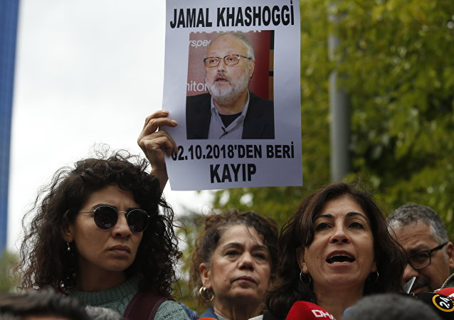 Saudi Missing Journalist