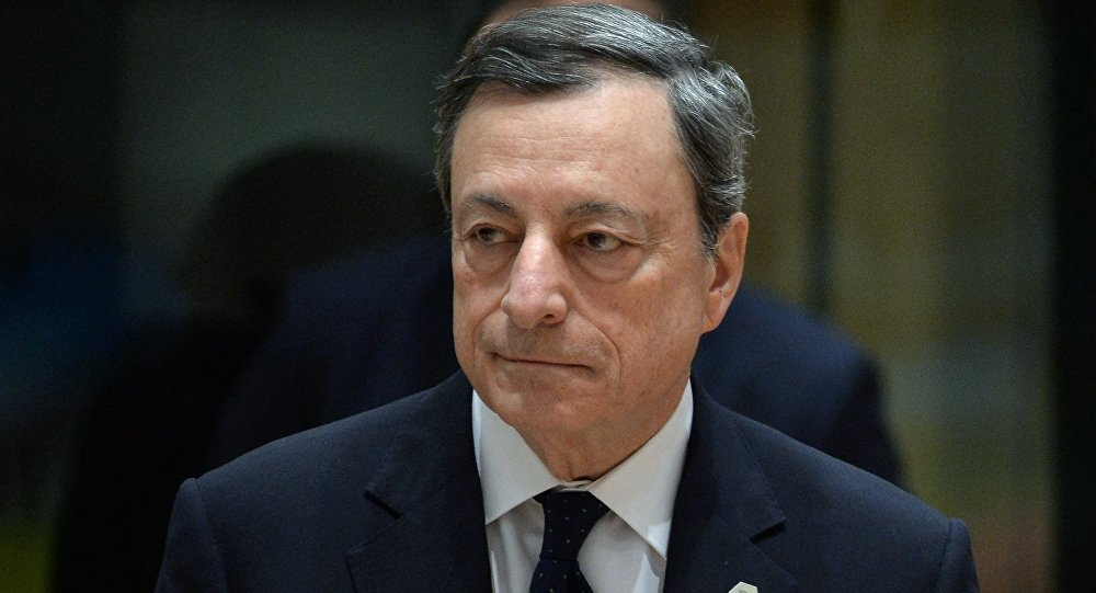 Former ECB Chief Mario Draghi Formally Accepts Offer to Become Italy's Next Prime Minister