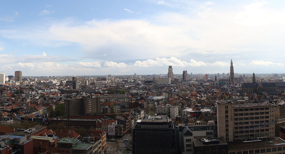 Antwerp Panoramic