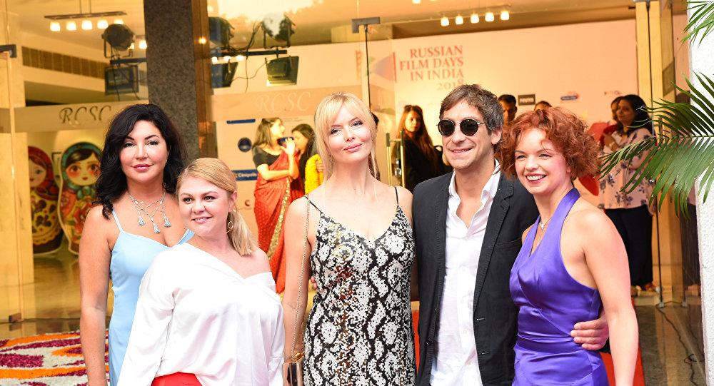 Russian Film Festival Comes to a Close in India