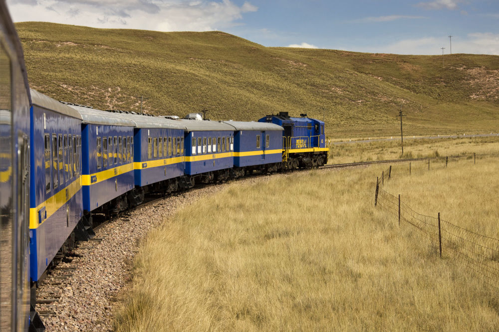 Next Stop, Wonder: Most Astonishing Train Routes of the World