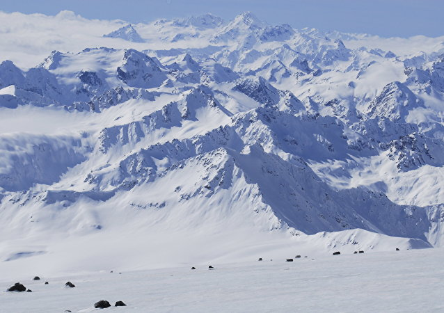 Elbrus: Europe's highest summit