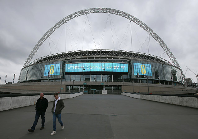 Wembley Stadium - the home of England football team - was going to be sold for £600 million (US$781 million)