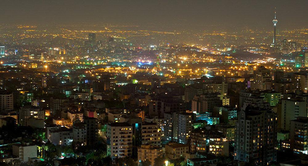 Here comes Tehran
