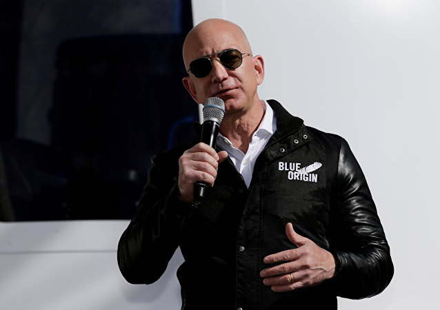 Amazon founder Jeff Bezos. File photo