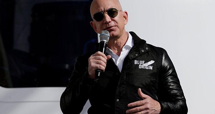 Amazon founder Jeff Bezos. File photo