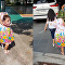 'Halloween is Canceled': Creative Girl Gets Ahead in Trick-or-Treating