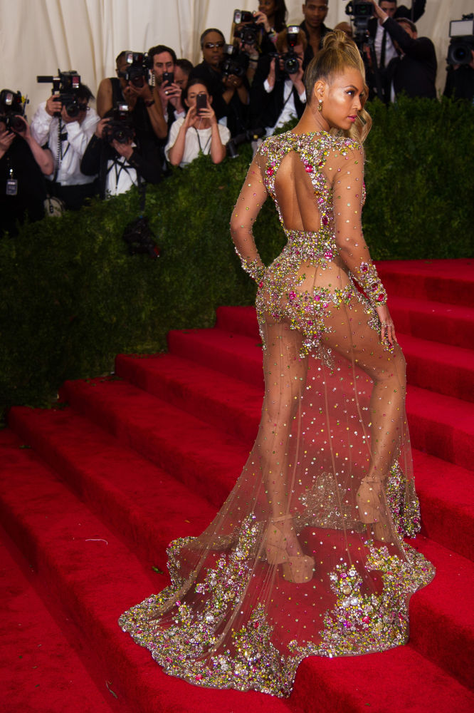 Show, Don't Tell: The Risque Attire of World-Famous Celebrities