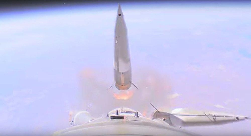 The ill-fated Soyuz-FG.