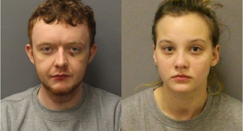 Jesse McDonald (left) was jailed for life for Naomi Hersi's murder. He roped his girlfriend Natalia Darkowska (right) into helping him clear up the scene